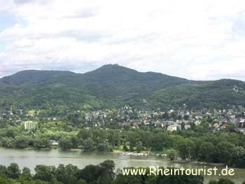 Der Rolandsbogen Der Romantische Rhein Reisef 252 Hrer